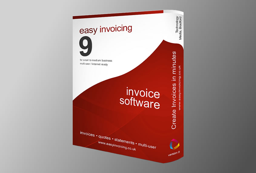 Invoice Software For Home Or Small Business Easy Invoicing Uk